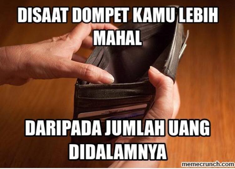 Dompet mahal