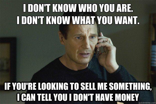 cara gila menolak tawaran telemarketing