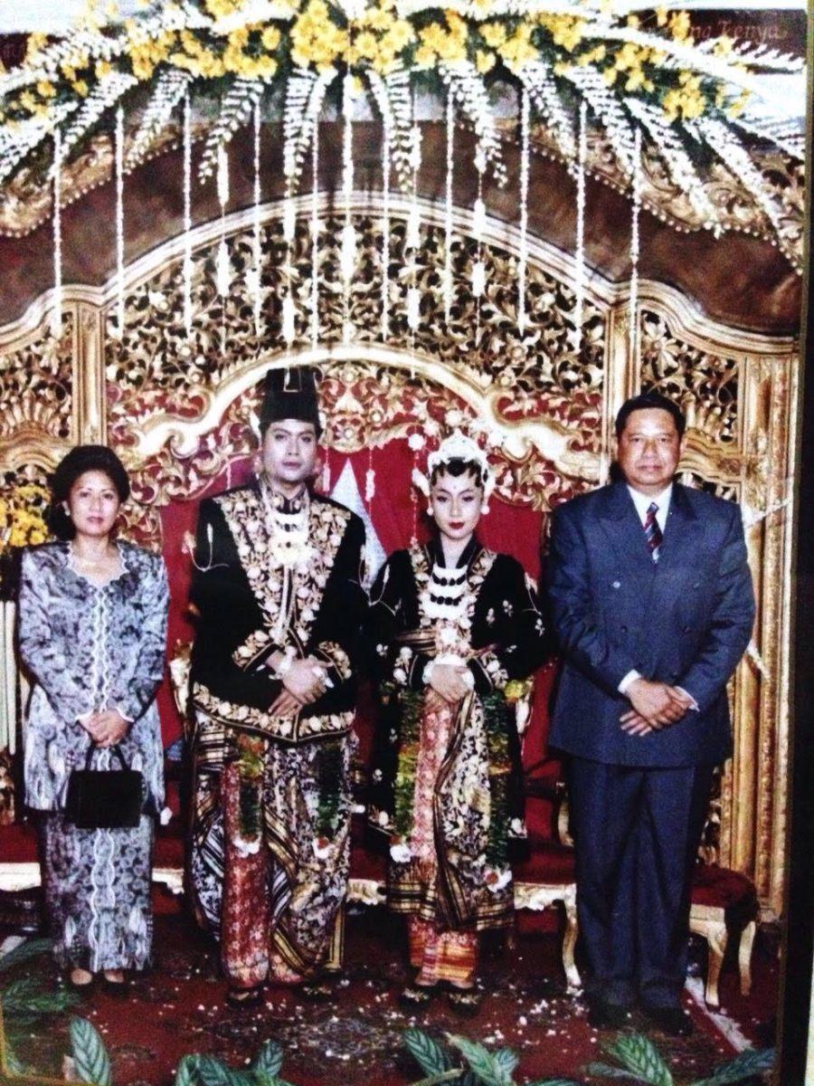 Budi Setyarso menikah