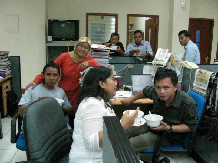 kantor Tempo Lama