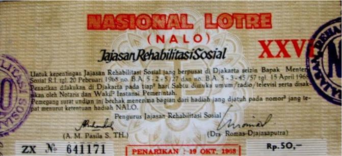 nasional lotre