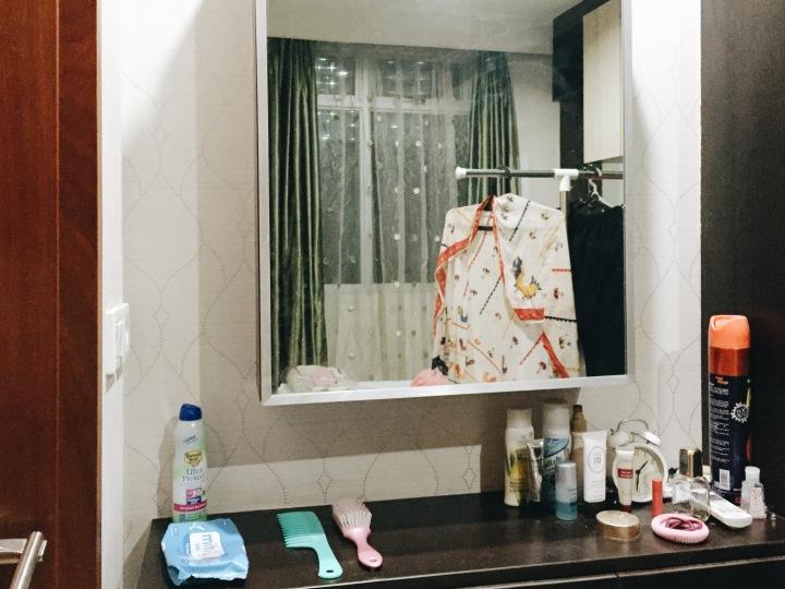 Apartemen Johana Kusnadi