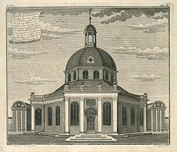 De Nieuwe Hollandsche Kerk