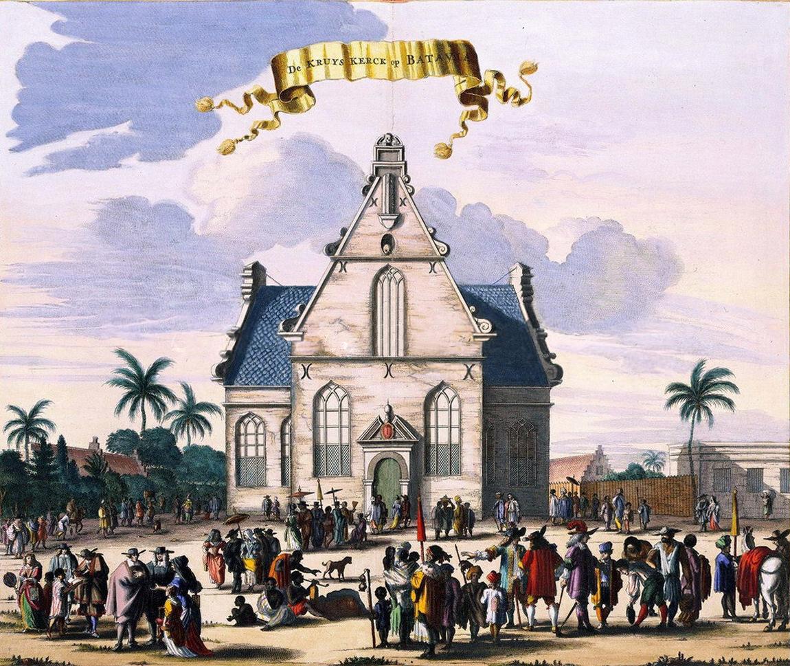 Gereja De Oude Hollandsche Kerk