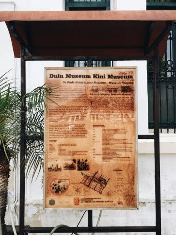 Museum Wayang Johana Kusnadi
