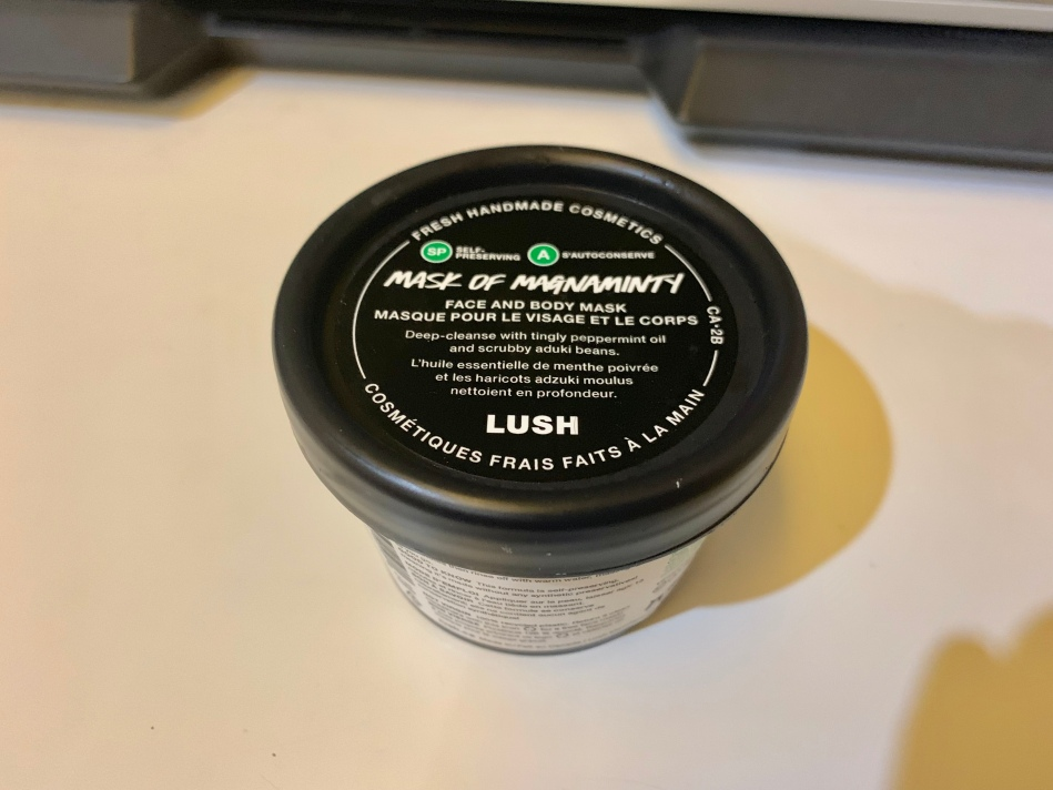 Face And Body Mask Mask of Magnaminty - Self-preserving